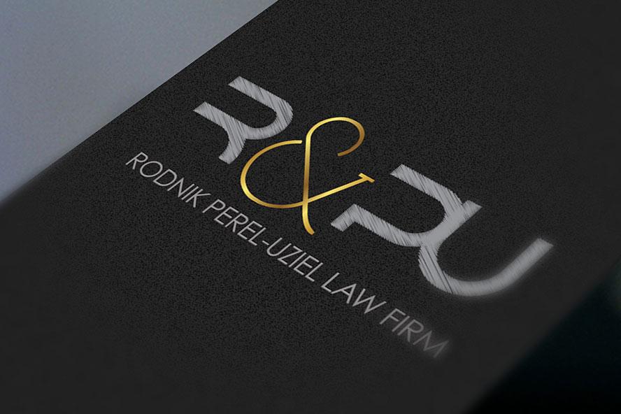 עיצוב לוגו רודניק פרל עוזיאל