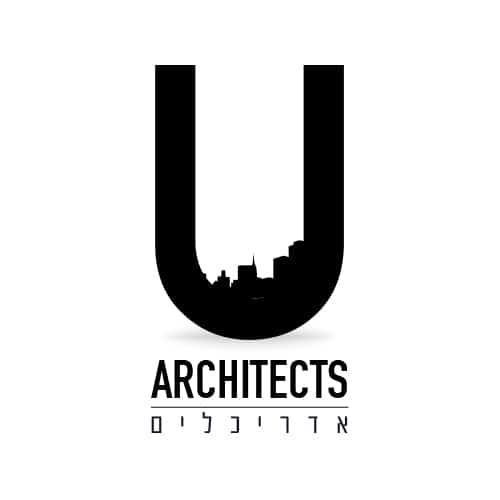 עיצוב לוגו u-architects