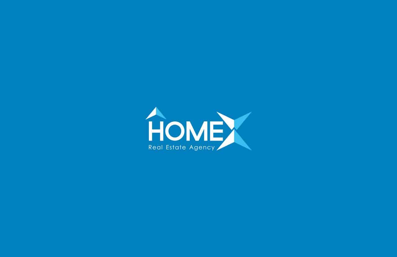 עיצוב לוגו משרד נדל״ן