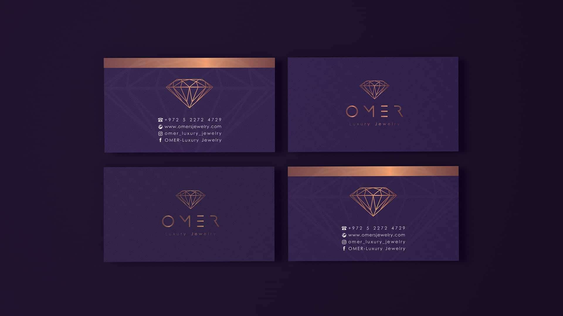 Business-Cards-Four-Dark-and-Gold-copy